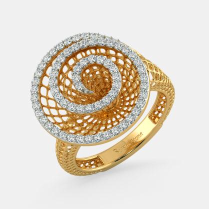 The Helix Lattice Ring