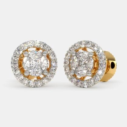 The Sibyl Stud Earrings