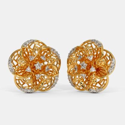 The Dallin Stud Earrings
