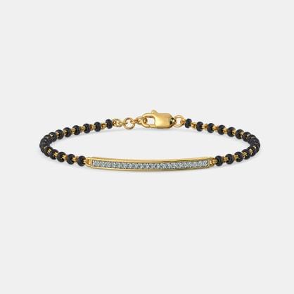 The Gayanthika Mangalsutra Bracelet