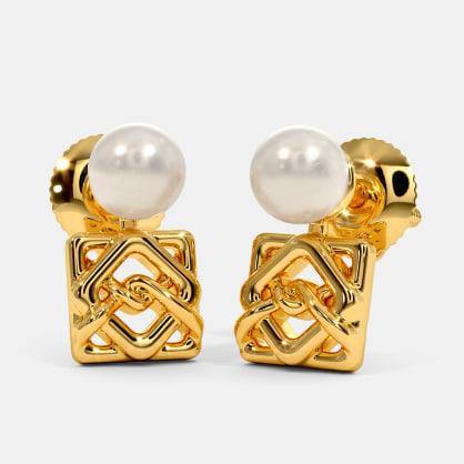 The Canisa Stud Earrings