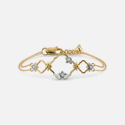 The Ivonne Floral Bracelet