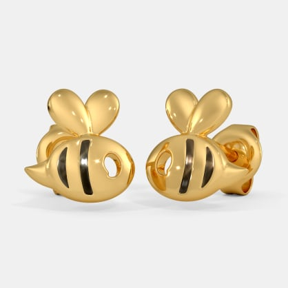 The Bees Kids Stud Earrings