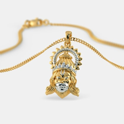 The Jai Hanuman Pendant