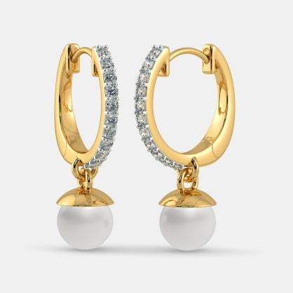 The Waverly Huggie Earrings