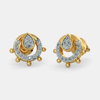 The Padmaja Earrings