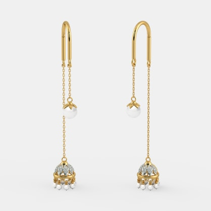 The Alisha Sui Dhaga Earrings