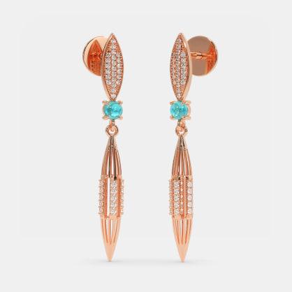 The Idara Drop Earrings