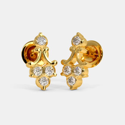 The Yasthi Stud Earrings