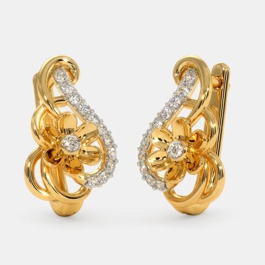 The Ilaisane Hoop Earrings