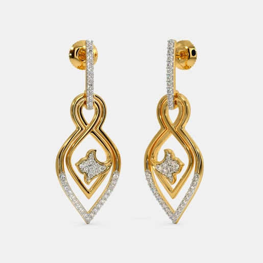 The Avital Drop Earrings