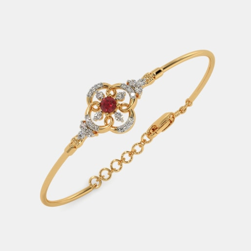 The Prudencia Oval Bangle