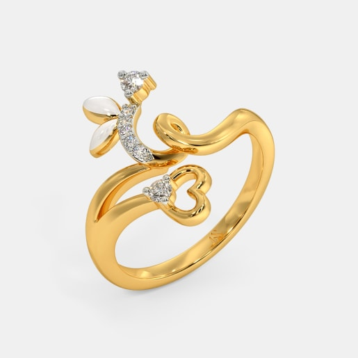 The Tinsley Heart Ring