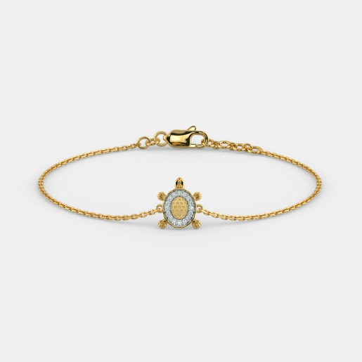 The Tortoise Bracelet