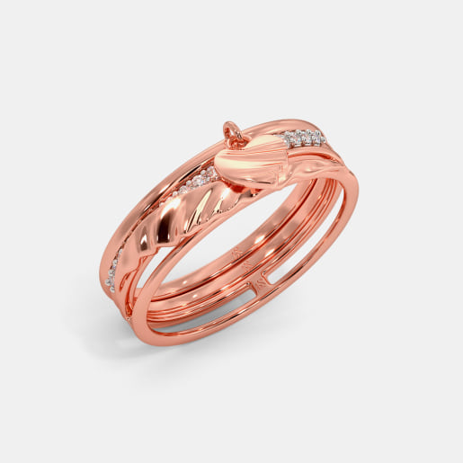 The Nemy Water Stackable Ring