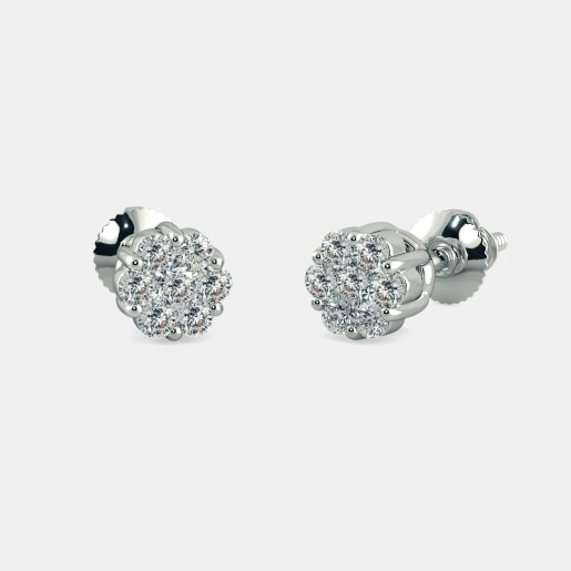 The Serra Stud Earrings