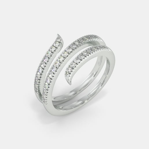 The Spirala Ring