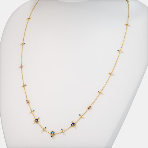 The Erina Station Convertible Necklace