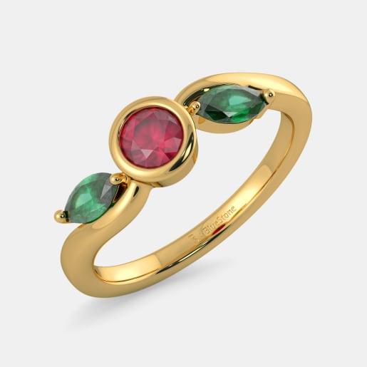 The Flaura Trinity Ring