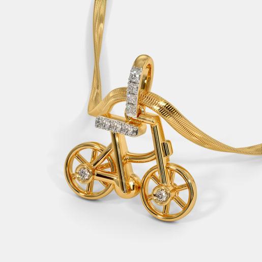 The Bike Pendant For Kids