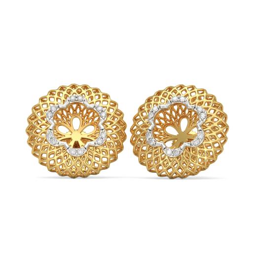 The Azalia Lattice Earrings