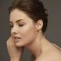 The Regalia Hoop Earrings