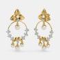 The Mehrunisa Chand Bali Earrings