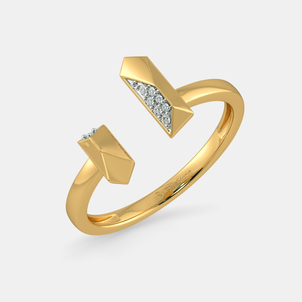 The Chic Top Open Ring