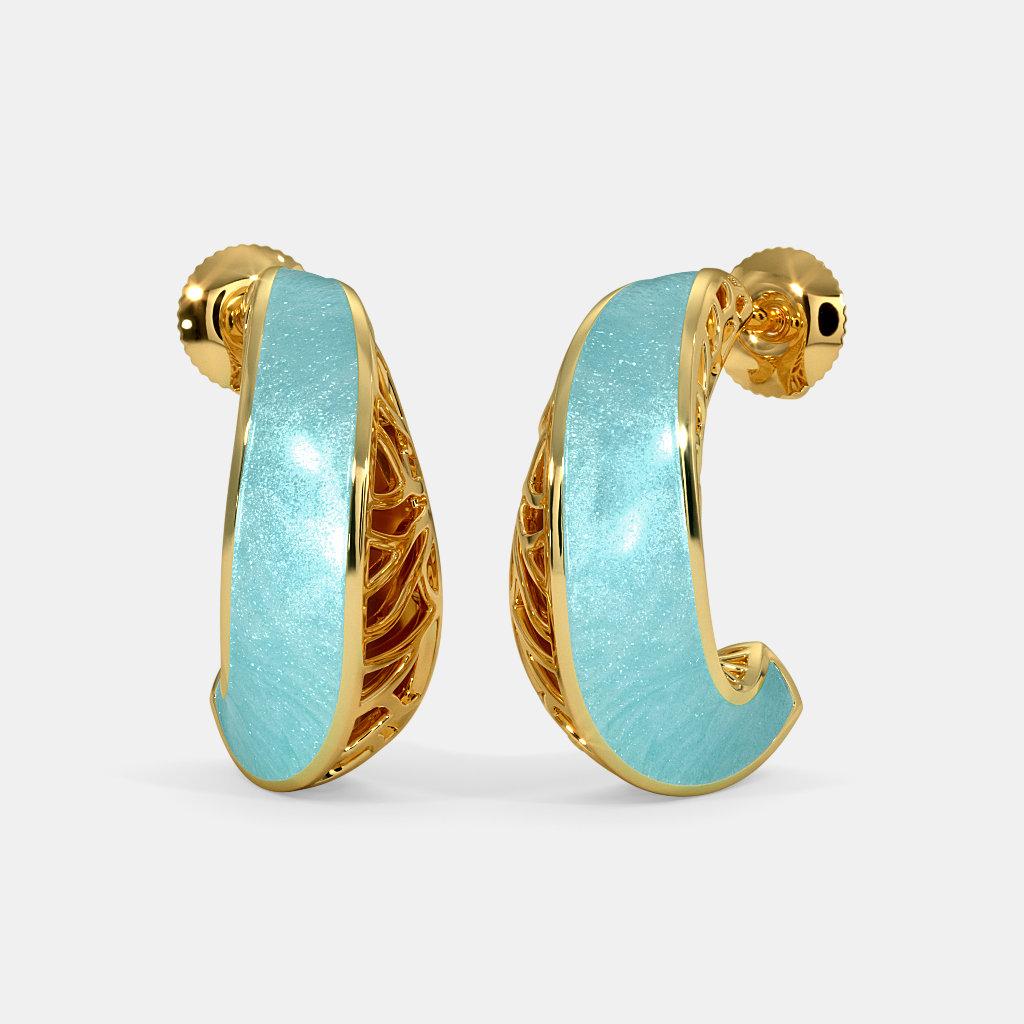 The Catarin Hoop Earrings