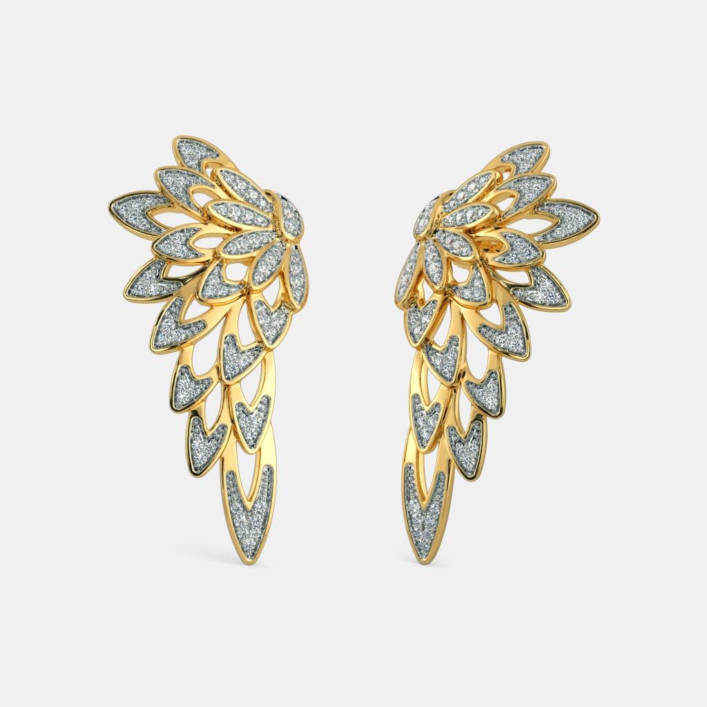 The Arete Stud Earrings