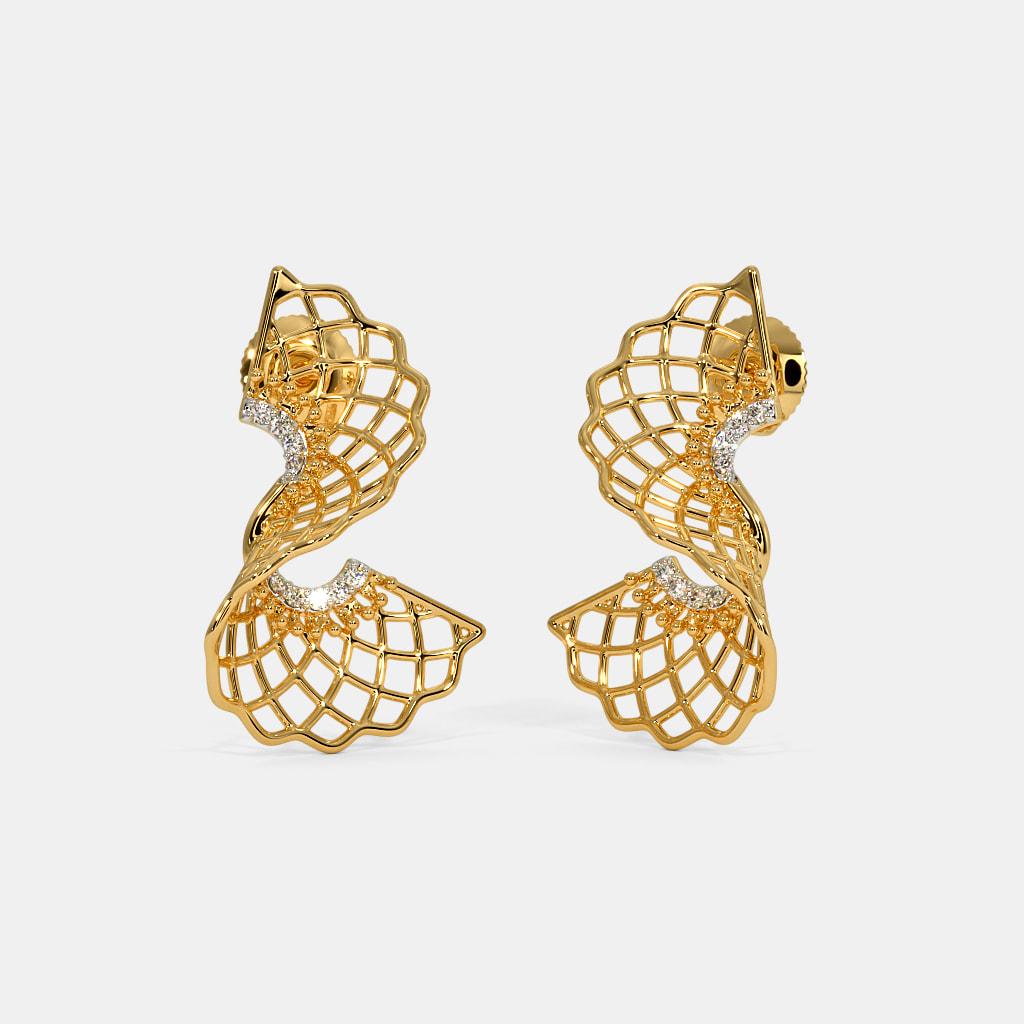 The Arcane Stud Earrings