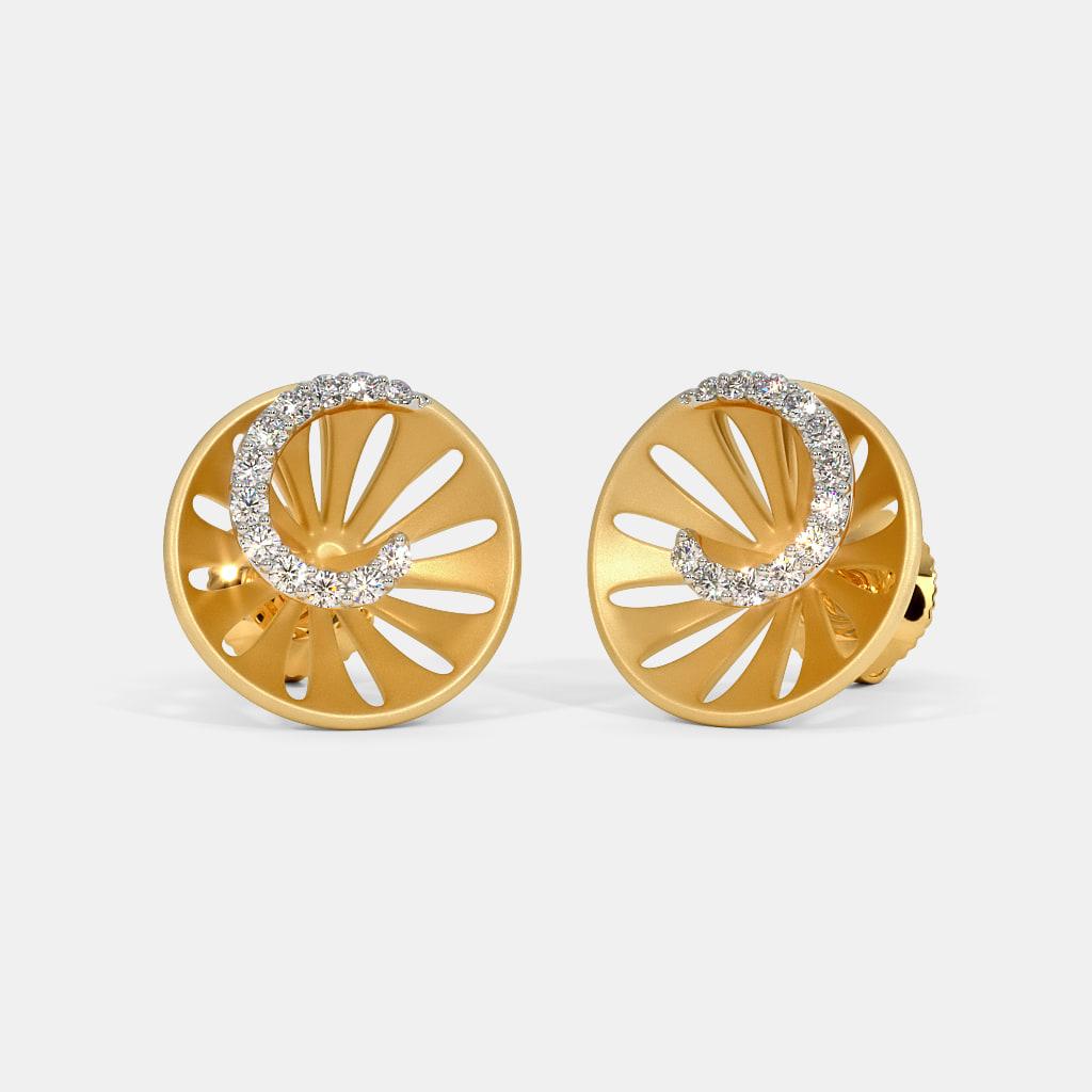 The Danae Stud Earrings
