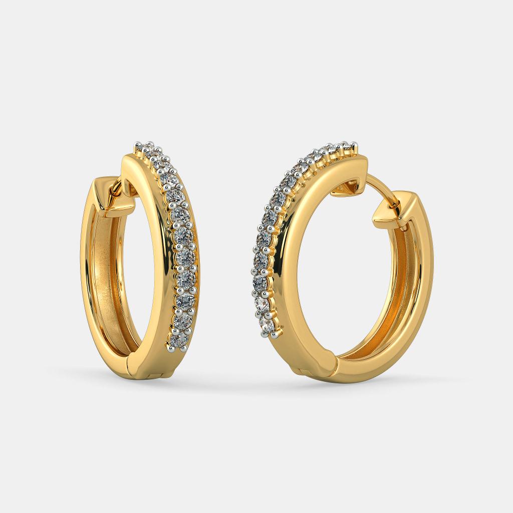 The Inelia Hoop Earrings