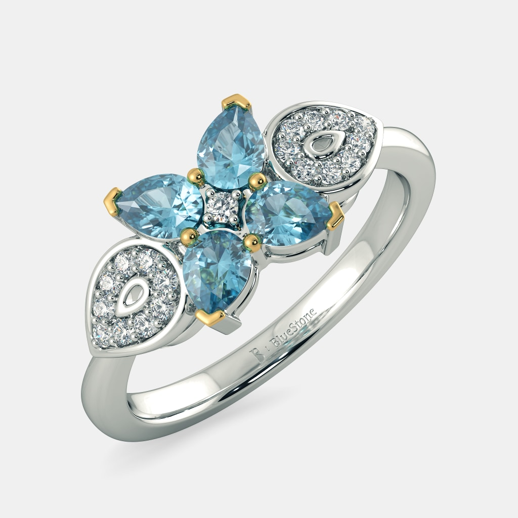 The Lovely Blossoming Ring
