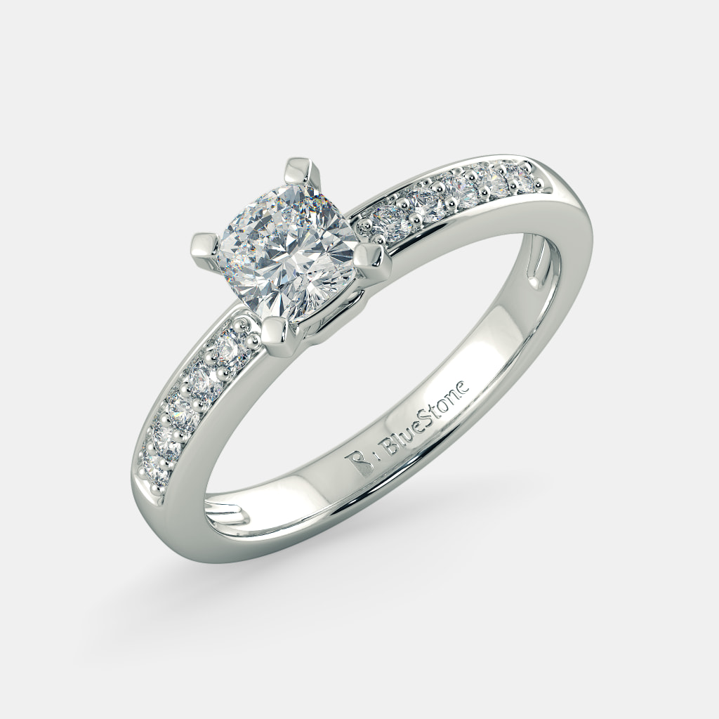 Personified Extravagance Ring mount