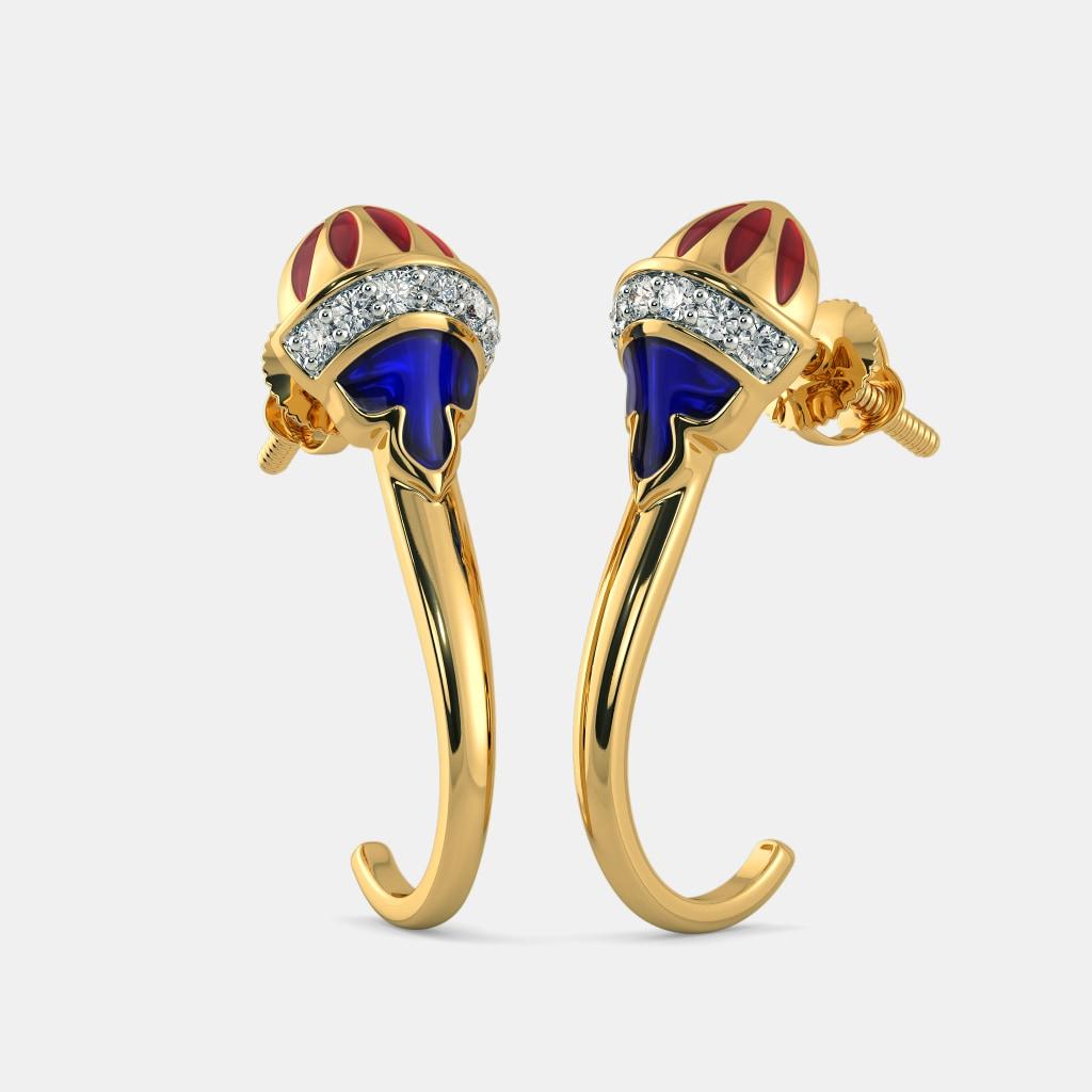 The Hafza Earrings
