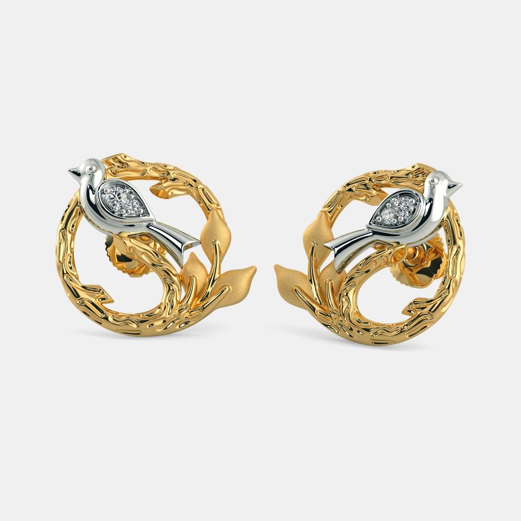 The Shanice Stud Earrings