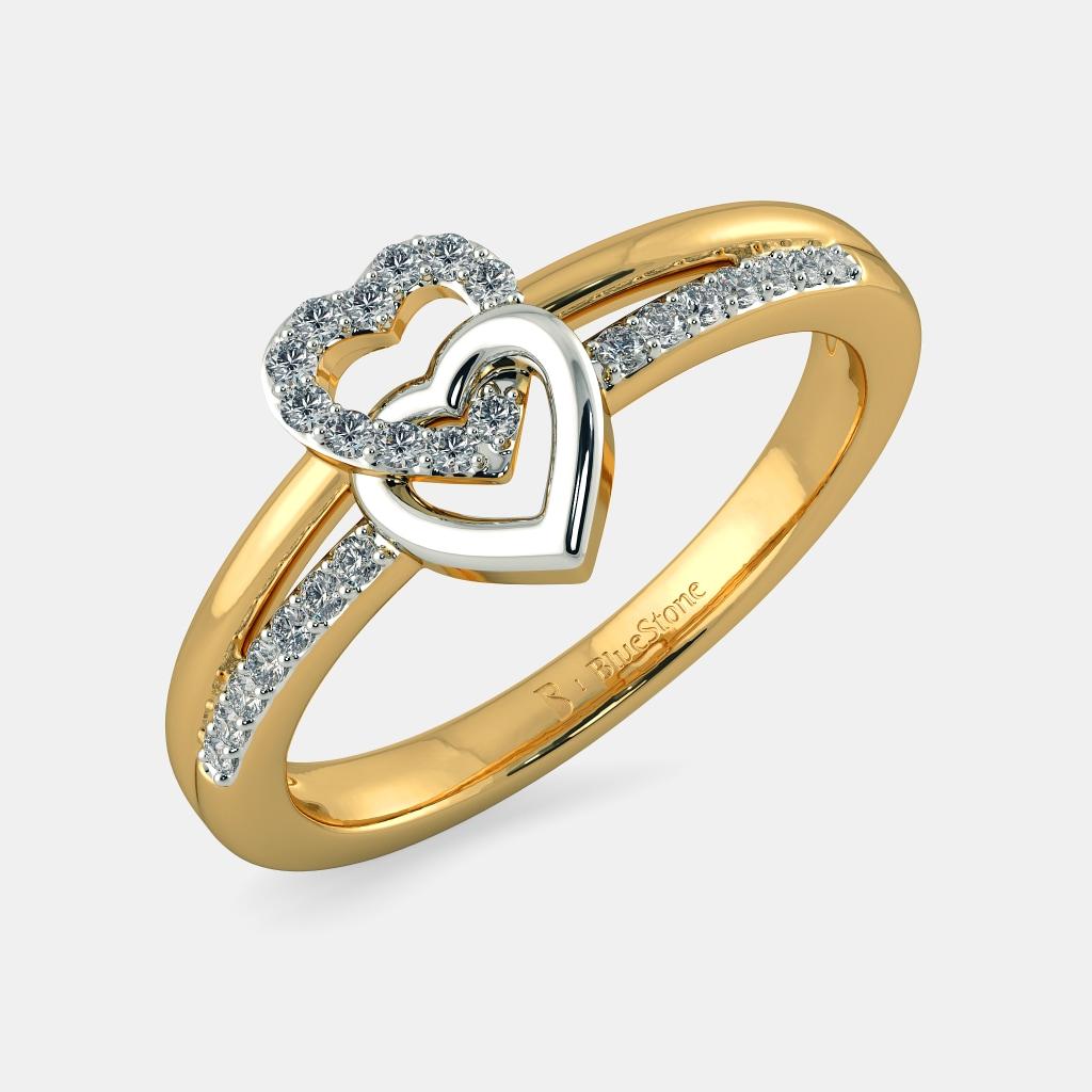 The Art Of Love Ring Bluestone Com