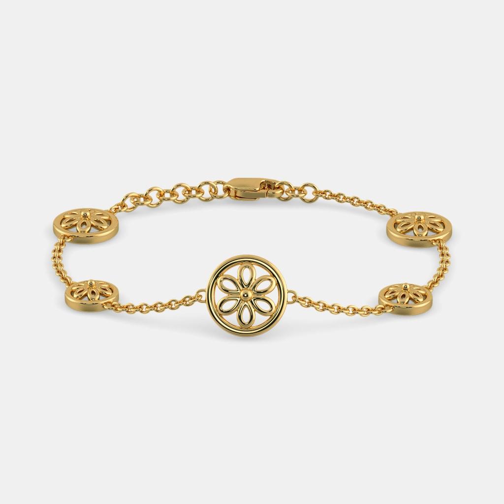 The Full Bloom Bracelet