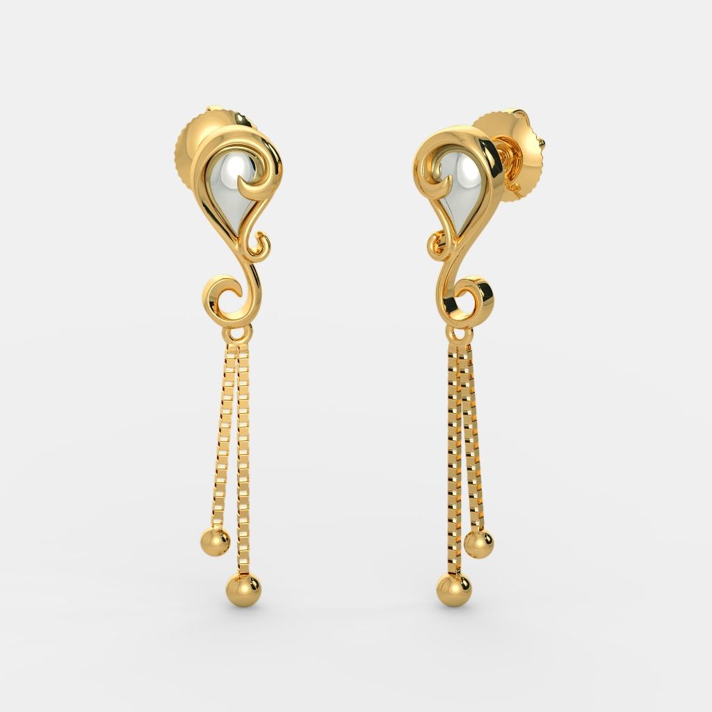 The Symphonic Raaga Earrings