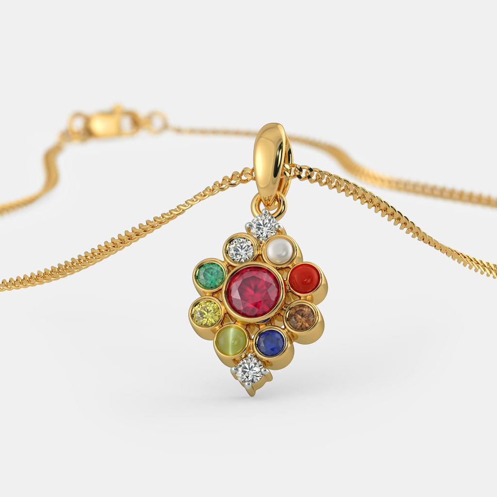 The Rajkanya Pendant
