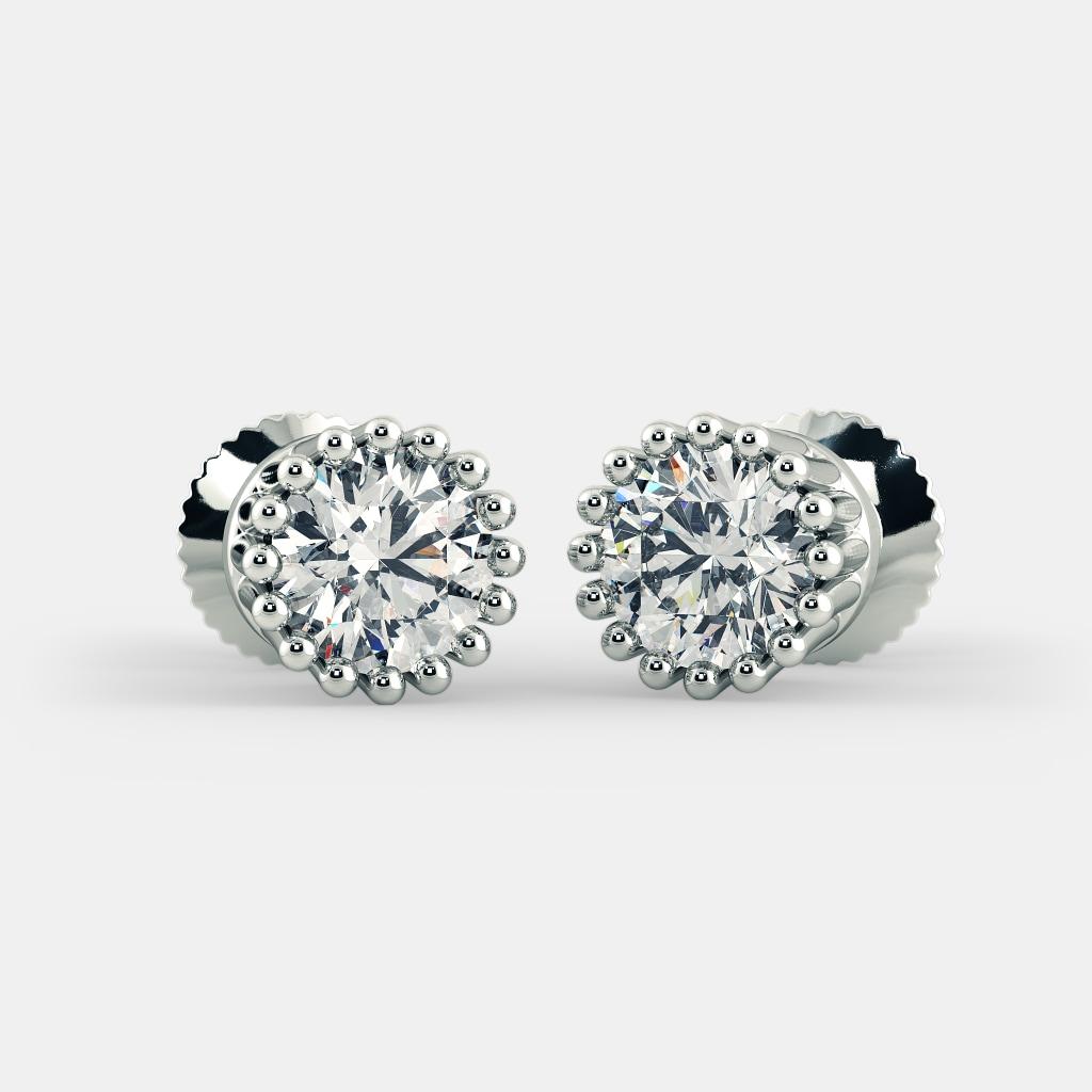 197257ee7fd3b The Samaira Stud Earrings
