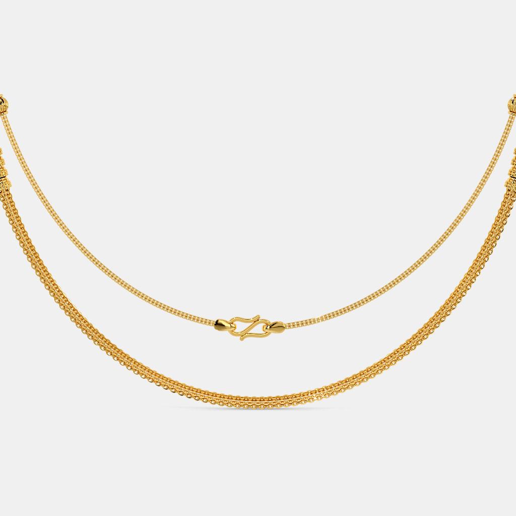 The Sarvi Gold Chain