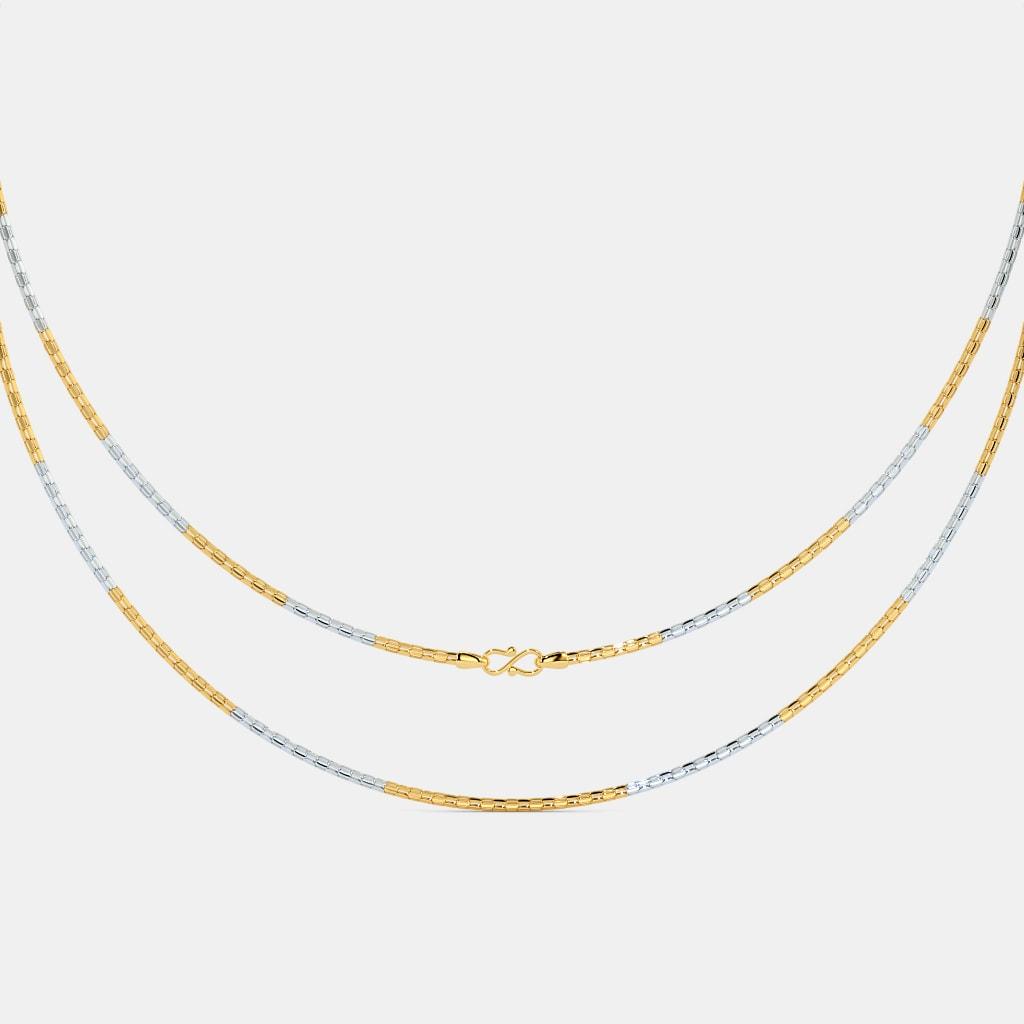 The Suzanne Gold Chain