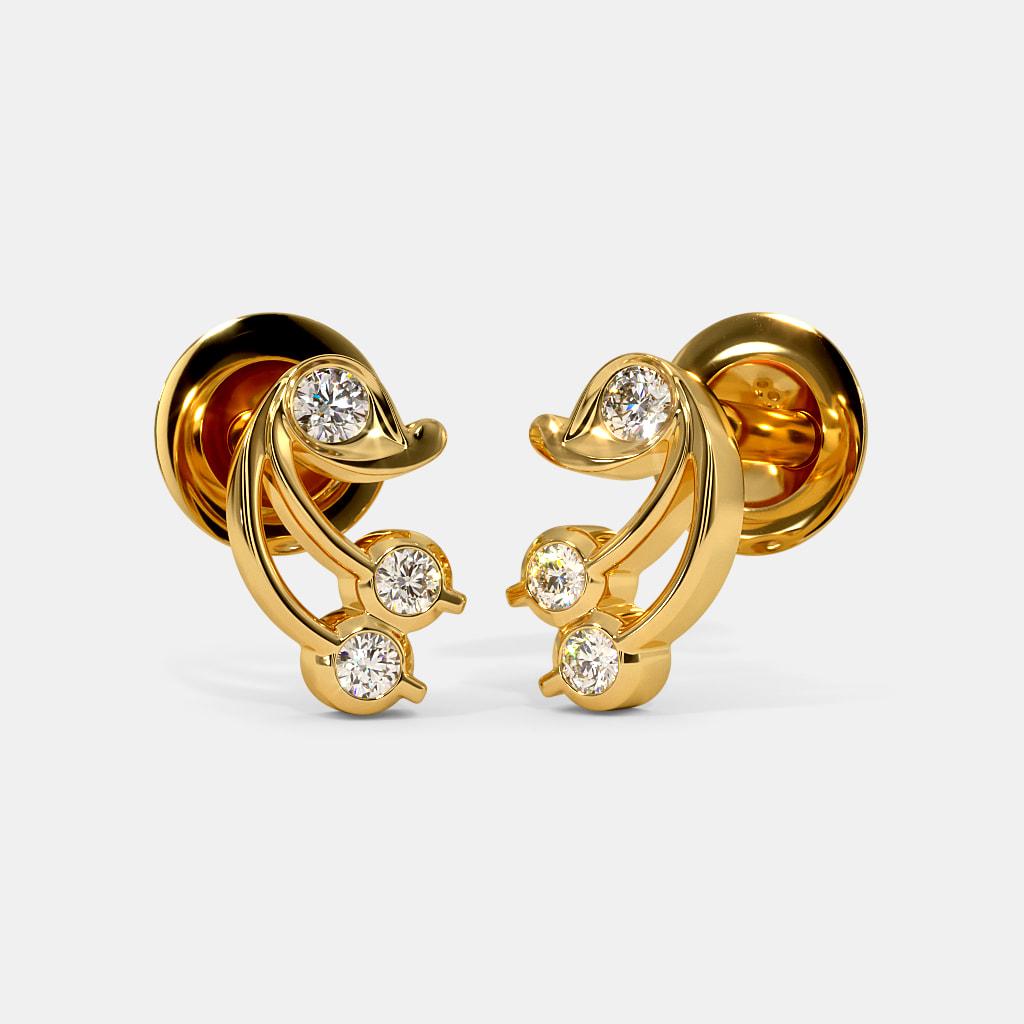 The Basabi Stud Earrings