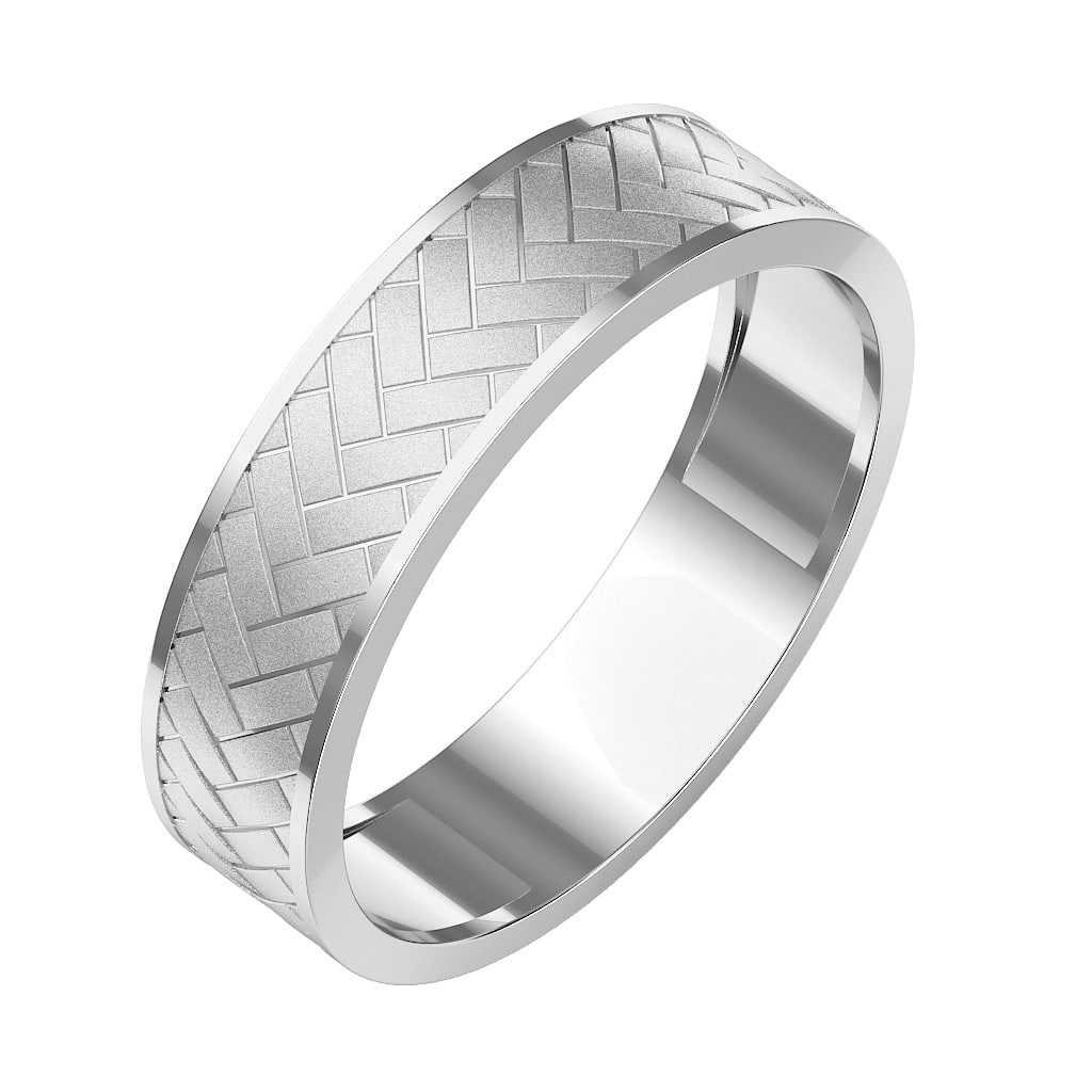 d637e939e3 The Bardot Love Band for Him | BlueStone.com