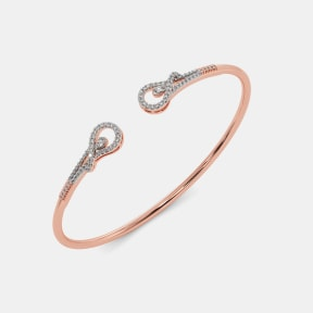 The Loris Twister Bangle