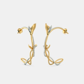 The Twiner Hoop Earrings
