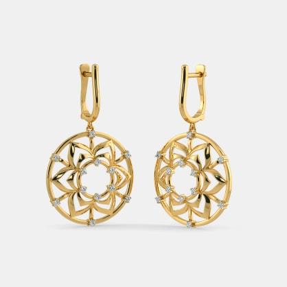 The Easter Hoop Earrings