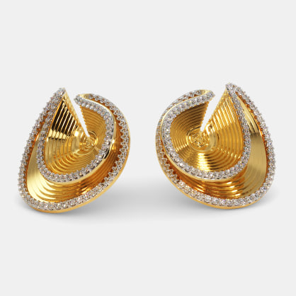 The Capoira Stud Earrings